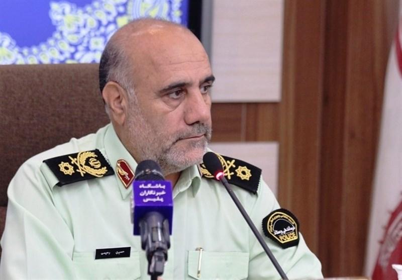 رئیس پلیس تهران: محدودیت تردد وسایلنقلیه در محدودههای برگزاری مراسم 'تنفیذ' و 'تحلیف'