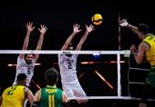 لیگ ملتهای والیبال| ایران 2- استرالیا 3؛ شکست عجیب مقابل تیمی که تنها دو «ست» برده بود!