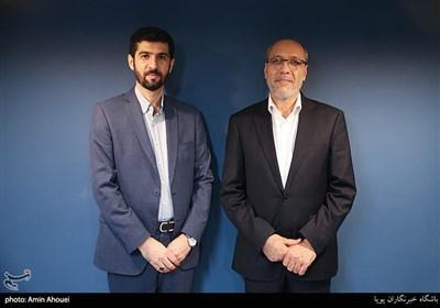 جعفر تشکری هاشمی و محمد آخوندی کاندیداهای شورای شهر