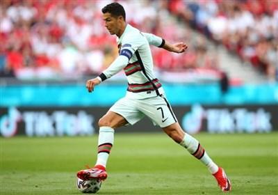یورو 2020  سه رکورد رونالدو در اولین بازی پرتغال