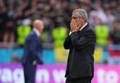 یورو 2020  سانتوس: گل زدن به تیمهای دفاعی کار آسانی نیست/ در مقطعی از بازی دچار استرس شده بودیم
