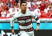 Ronaldo Three Goals Away from Drawing Level with Daei