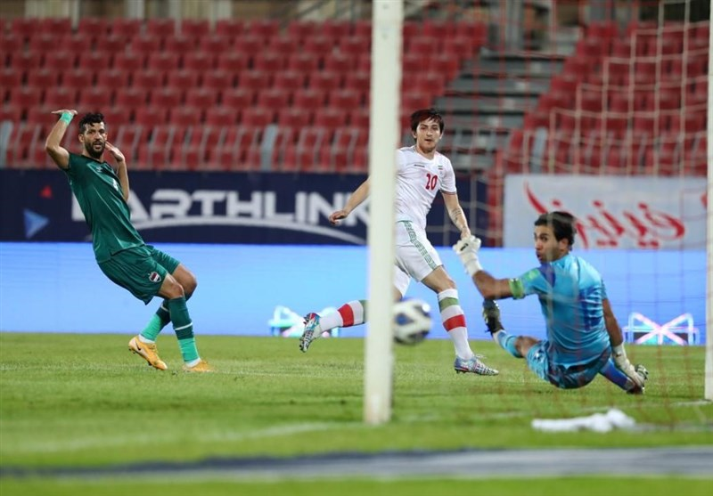 World Cup Qualification: Remarkable Iran Defeats Iraq
