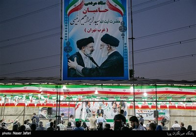 نشست صمیمانه کاندیدای شورای ائتلاف نیروهای انقلاب