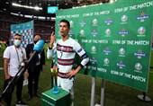 یورو 2020  رونالدو: در یک بازی سخت، پیروزی مهمی کسب کردیم