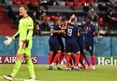 یورو 2020  شکست یک نیمهای آلمان مقابل فرانسه با گل به خودی هوملس