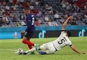 یورو 2020| برتری قهرمان جهان مقابل آلمان از دریچه دوربین