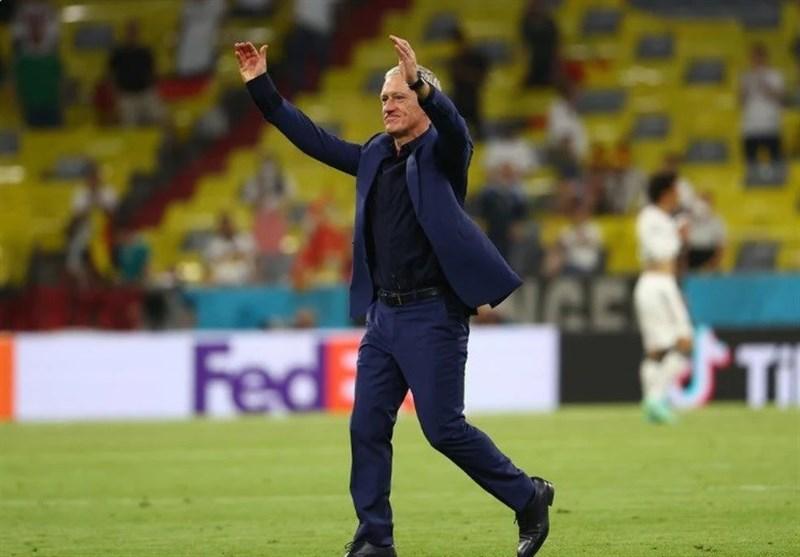 یورو 2020  دشان: میدانستم بازیکنانم از پس بازی با آلمان برمیآیند/ حریف آماده جنگیدن بود