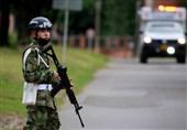 انفجار بمب در پایگاه نظامی کلمبیا با 36 زخمی