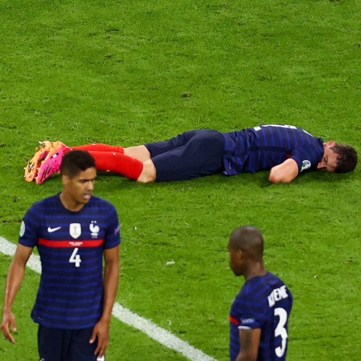 تیم ملی فوتبال فرانسه , تیم ملی فوتبال آلمان , یورو 2020 , تیم فوتبال بایرن مونیخ ,