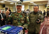Army Invites Iranians to Vote, Thwart Hostile Plots