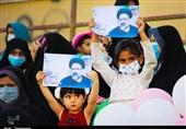 """گردهمایی """"هواداران محمد، یاران رئیسی"""" در زاهدان به روایت تصویر"""