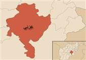 هدف قرار گرفتن بالگرد ارتش افغانستان توسط طالبان