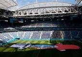 یورو 2020| تصاویر منتخب دیدار فنلاند - روسیه