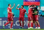 یورو 2020| روسیه با شکست فنلاند به صعود امیدوار شد
