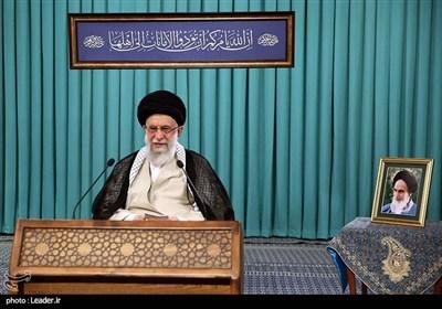 سخنرانی رهبر معظم انقلاب در آستانه برگزاری انتخابات