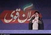 """پیام تبریک رئیس ستاد مردمی گروه جهادی ایران سربلند به آیتالله رئیسی / مردم ایران بار دیگر دشمنان را """"ناامید"""" کردند"""
