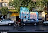 آخرین ساعات تبلیغات انتخابات شورای شهر در قزوین به روایت تصویر
