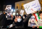 گردهمآیی بزرگ حامیان آیت الله رئیسی در استان یزد به روایت تصویر