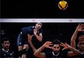 لیگ ملتهای والیبال| صالحی امتیازآورترین بازیکن ایران شد