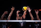 لیگ ملتهای والیبال| برزیل، صدر جدول را حفظ کرد/ ایران در جایگاه هشتم + جدول و نتایج