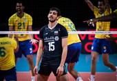 لیگ ملتهای والیبال| ایران یک - برزیل 3؛ تیمِ آلکنو به برزیل هم «نه» نگفت/ ششمین باخت تیمی که روی دور ناکامی است