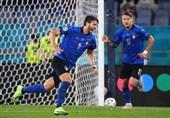 یورو 2020  لوکاتلی بهترین بازیکن دیدار ایتالیا - سوئیس شد + عکس