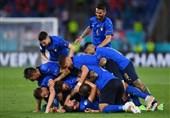 یورو 2020  قابهای دیدنی از دومین پیروزی ایتالیا در تقابل با سوئیس