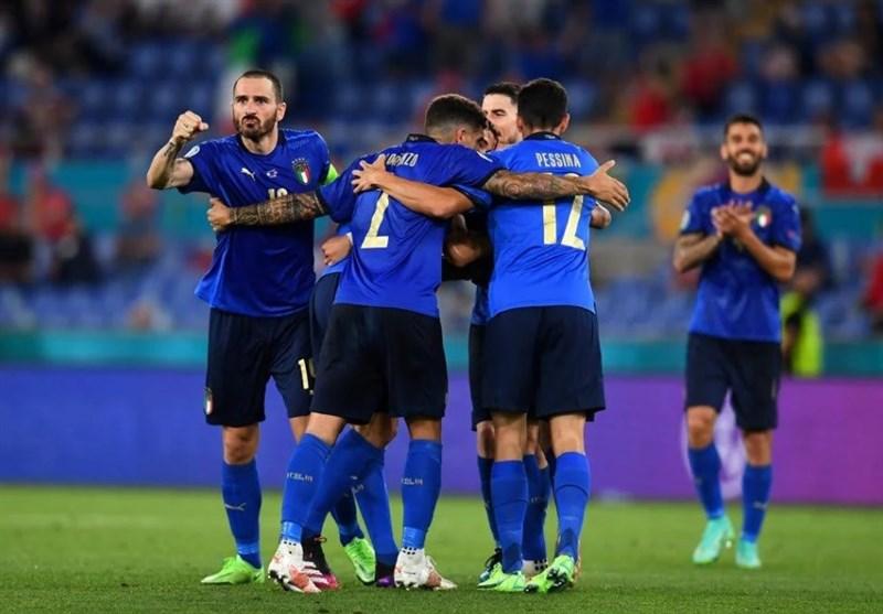 یورو 2020| تابلوی نتایج روز ششم؛ صعود ایتالیا و اولین برد ولز و روسیه + جدول و برنامه بازیهای امروز