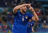 یورو 2020| لوکاتلی حرکت رونالدو را تکرار کرد + عکس