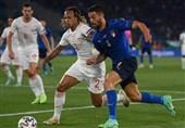یورو 2020  مدافع ایتالیا؛ سرعتیترین بازیکن یورو