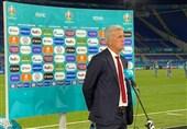 یورو 2020  پتکوویچ: به ایتالیا به خاطر بازی فوقالعادهاش تبریک میگویم/ هنوز شانس صعود داریم