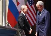 مذاکرات پوتین و رئیس جمهوری سوئیس درباره برجام و روابط روسیه-اروپا