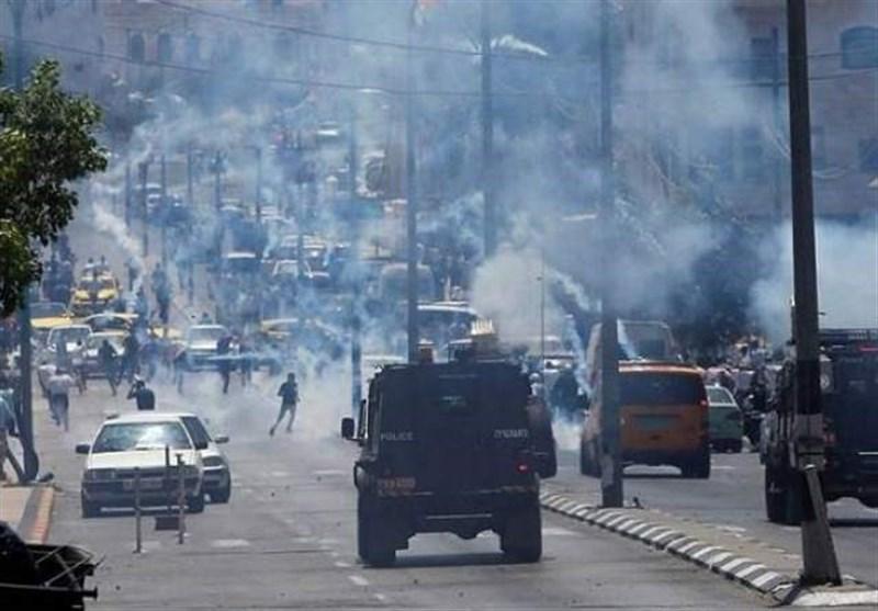 إصابة 168 فلسطینیا بنیران العدو الإسرائیلی خلال مواجهات فی جبل صبیح
