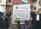 گفتگوی «اسماعیل هنیه» با نخستوزیر مغرب درباره مسئله فلسطین