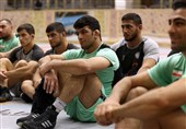 شبیهسازی میدان المپیک برای ملیپوشان کشتی آزاد ایران/ برگزاری 6 مسابقه امروز در خانه کشتی
