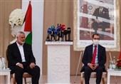 تحولات قدس و جنگ غزه محور گفتوگوهای هنیه با مغربیها