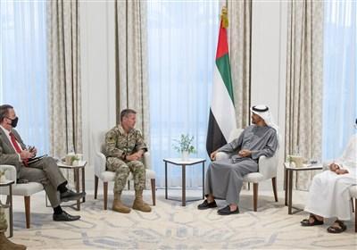 فرمانده نظامیان آمریکایی در افغانستان در امارات بهدنبال چیست؟