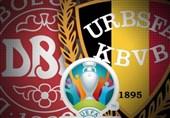 یورو 202| اعلام ترکیب تیمهای ملی دانمارک و بلژیک