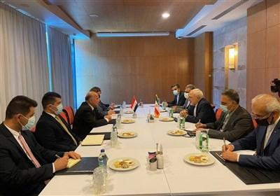 دیدار ظریف و همتای عراقی در ترکیه