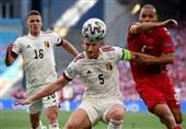 یورو 2020| رقابت تنگاتنگ دانمارک و بلژیک در آمار