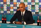 یورو 2020| مارتینس: دانمارک ما را شوکه کرد/ خیلی وقت بود اینگونه محک نخورده بودیم