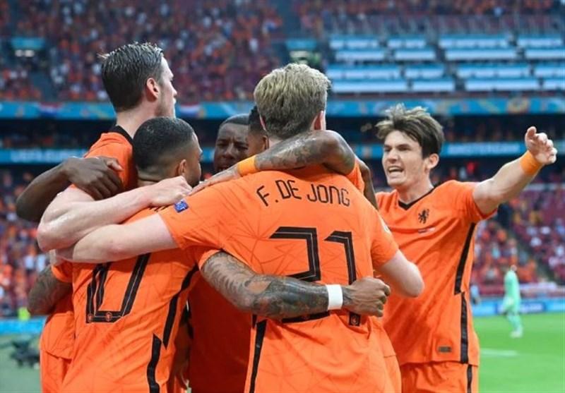 یورو 2020| صعود هلند به مرحله یک هشتم نهایی با غلبه بر اتریش