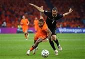 یورو 2020| دومین برد لالههای نارنجی در قاب تصاویر