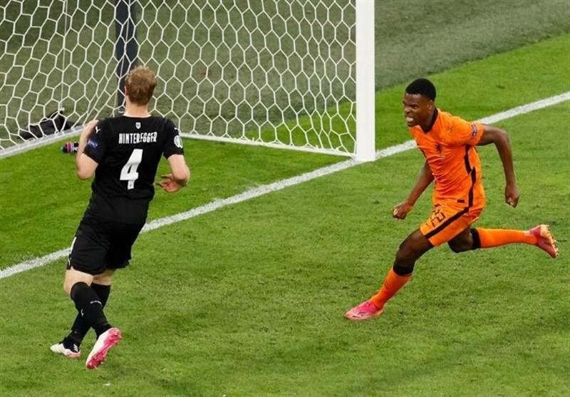 یورو 2020| پدیده هلندیها بهترین بازیکن دیدار با اتریش شد + عکس
