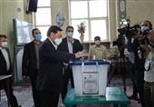استاندار سمنان: مردم با رأی دادن سرنوشت خود را تعیین میکنند