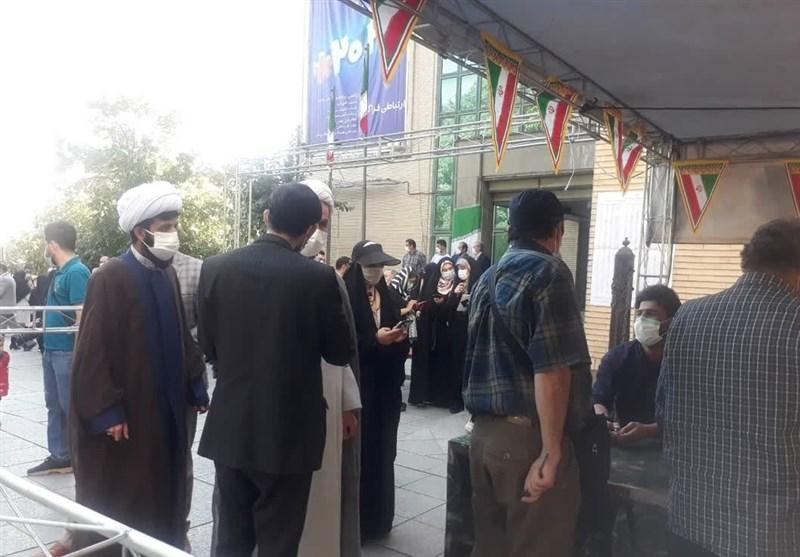 استاندار همدان: حضور در پای صندوق رای راهحل بسیاری از مشکلات کشور است