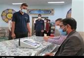حضور کارگران بزرگترین واحد صنعتی خراسان جنوبی در پای صندوق رای به روایت تصویر