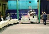 حجت الاسلام رازینی کاندیدای مجلس خبرگان رای خود را در جماران به صندوق انداخت