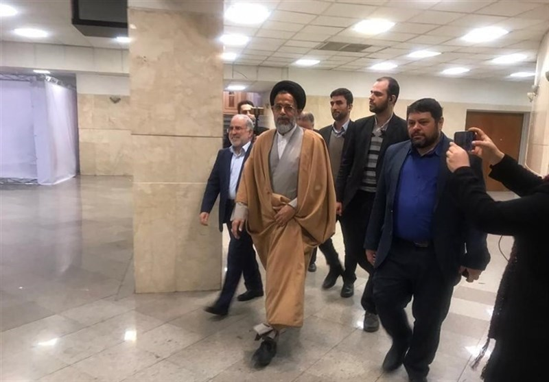 Intelligence Ministry Ensuring Security of Iran Elections